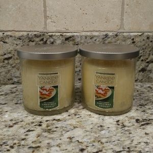 Yankee Candle, Christmas Cookie (x2)